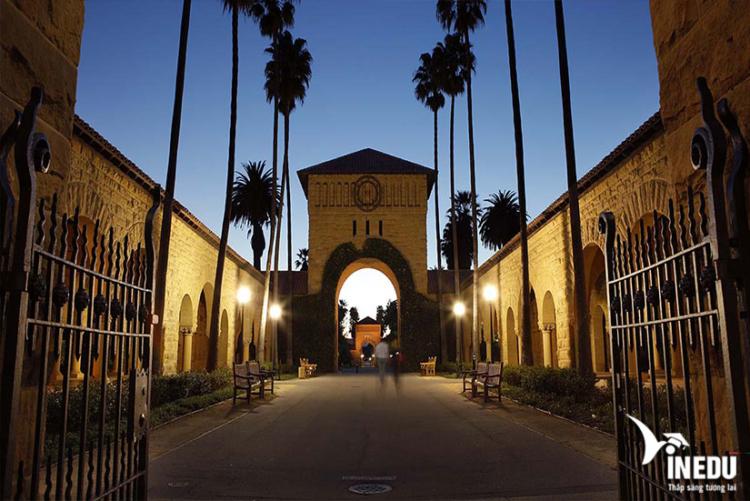 Giới thiệu đôi nét về đại học Stanford Mỹ
