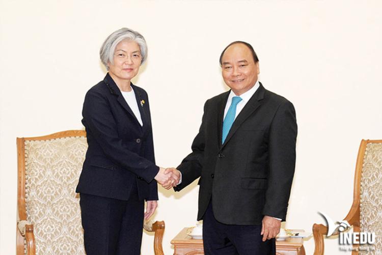 Quan hệ ngoại giao của Hàn Quốc và Việt Nam
