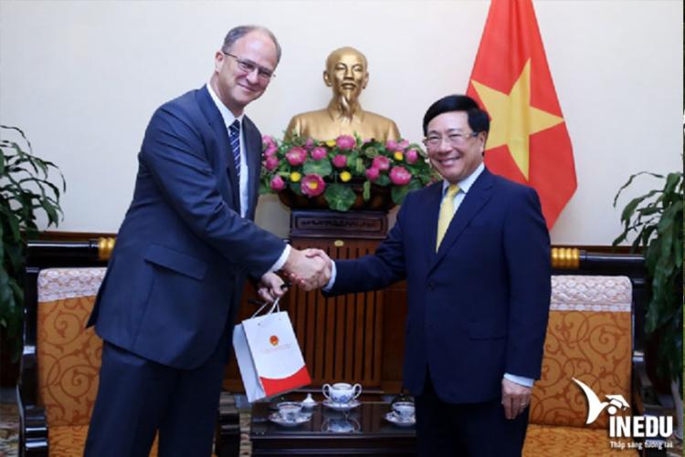 Quan hệ ngoại giao của Việt Nam và Đức