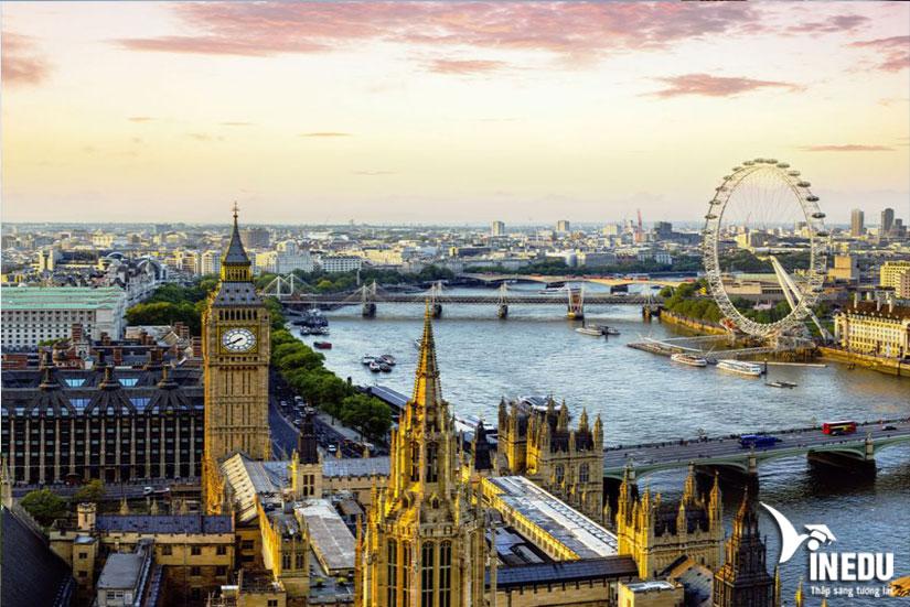 TẠI SAO KHÔNG THỂ BỎ QUA LONDON NẾU BẠN CÓ DỰ ĐỊNH DU HỌC ANH