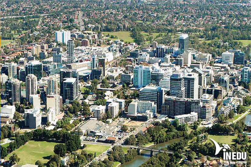 Trường đại học Western Sydney