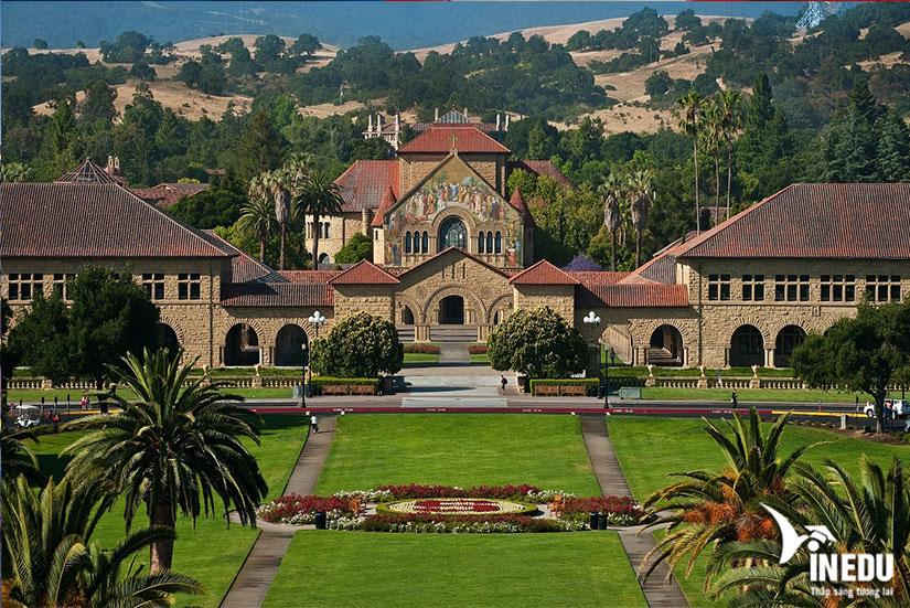 Trường Đại Học Stanford Mỹ