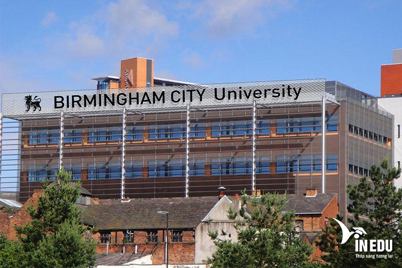 Đại học Birmingham City – ngôi trường giàu truyền thống nhưng cũng rất trẻ trung
