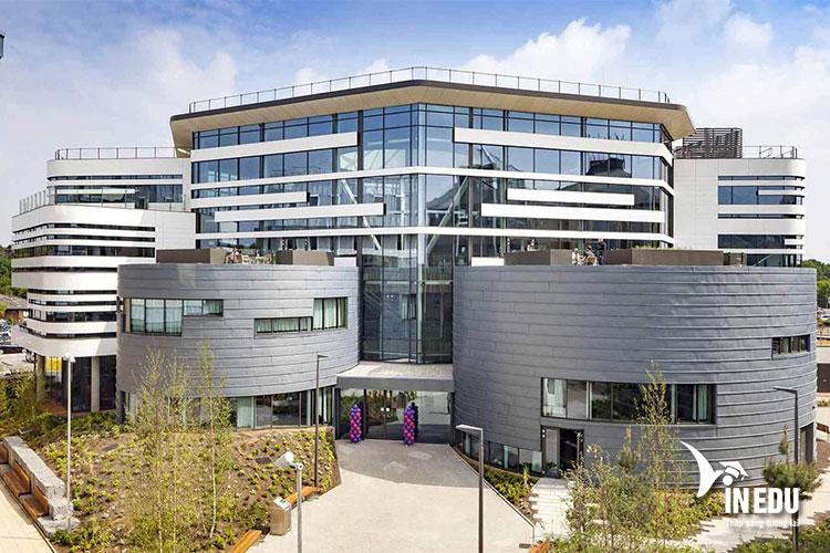 Đại học Bournemouth luôn nằm trong top những trường đại học tốt nhất thế giới