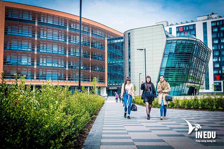 Đại học De Montfort có có chất lượng đào tạo tuyệt vời