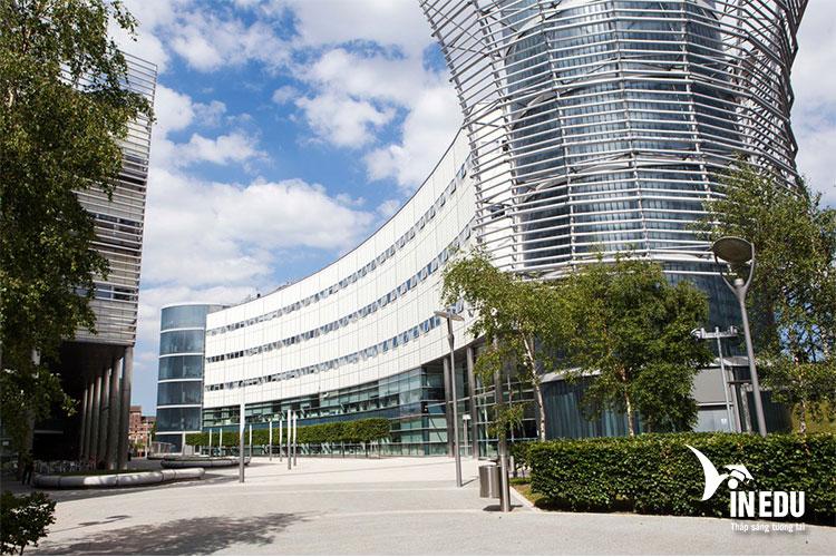Đại học Northumbria có hệ thống cơ sở vật chất hiện đại