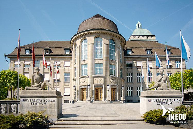 Đại học Zurich - Thuỵ Sĩ