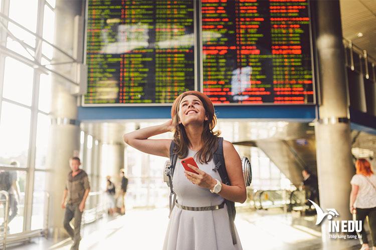 Du học là con đường dễ dàng để được định cư ở nước ngoài.