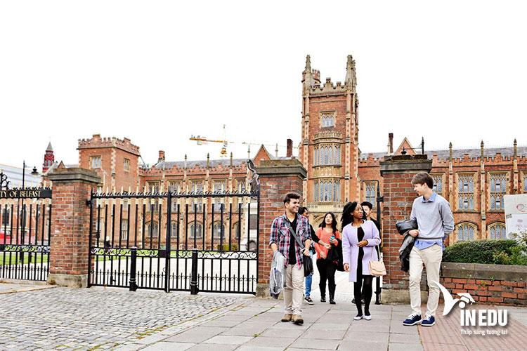 Du học ở trường Queen's Belfast, bạn cần chuẩn bị nguồn tài chính đầy đủ