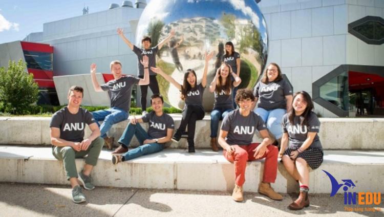 ANU trường đào tạo danh tiếng thế giới