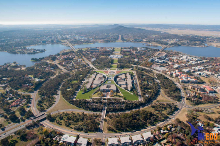 Canberra thủ đô nước Úc