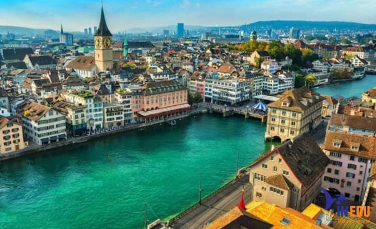 Thụy Sĩ đất nước xinh đẹp