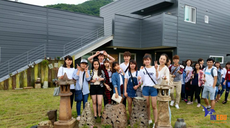 Du học sinh tại Hàn