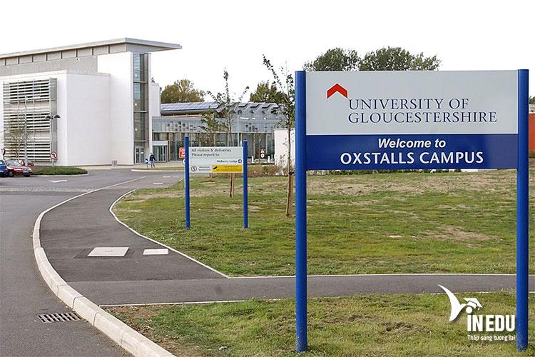 Khu học xá Oxstalls