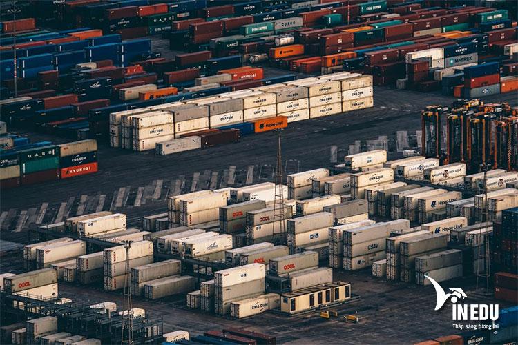 Logistics trên thị trường quốc tế đầy cạnh tranh
