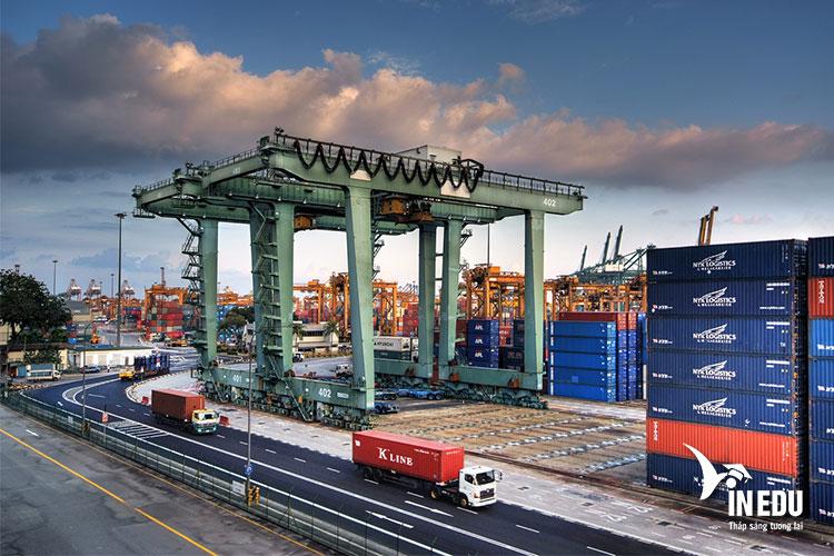 Thị trường Logistics tại Singapore mở ra nhiều cơ hội