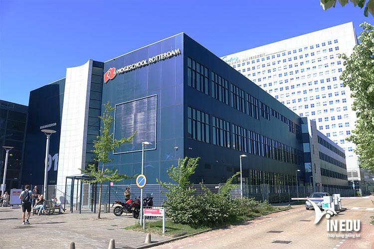 Trường Kinh doanh Rotterdam (Hà Lan) là một trong những lựa chọn tối ưu