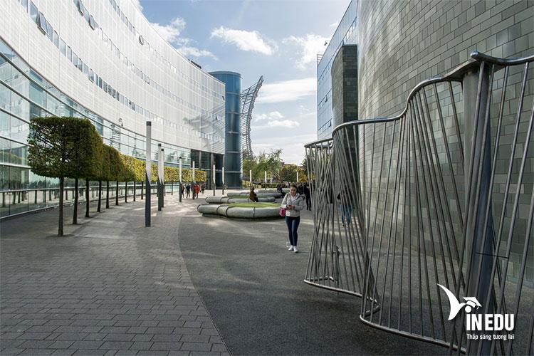 Trường Northumbria nằm tại thành phố Newcastle – thành phố có chi phí sinh hoạt vô cùng phải chăng