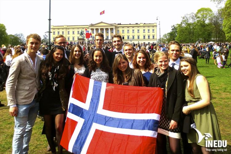 Đại sứ quán Na Uy có nhiệm vụ gì?