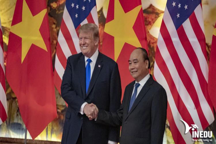 Mối quan hệ Việt Nam - Mỹ