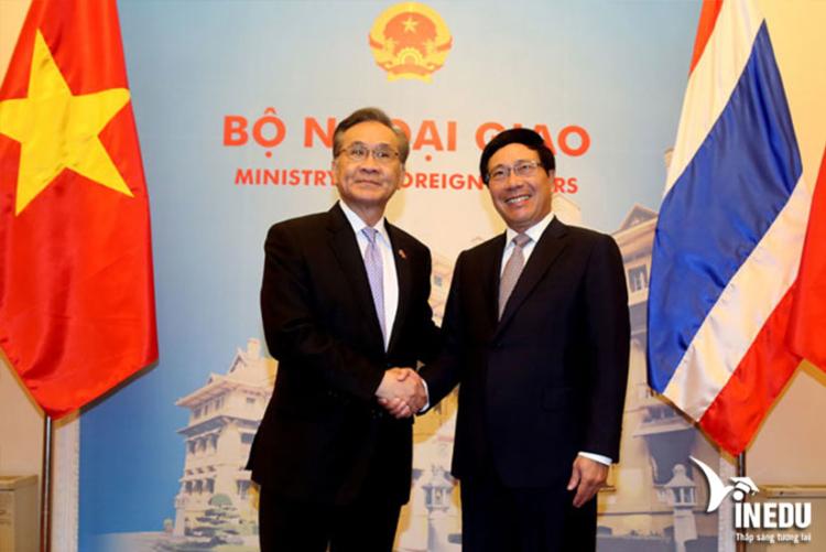 Mối quan hệ Việt Nam - Thái Lan