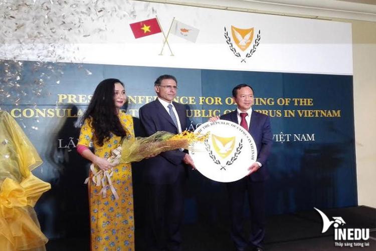 Mối quan hệ của Việt Nam và Cộng hòa Síp