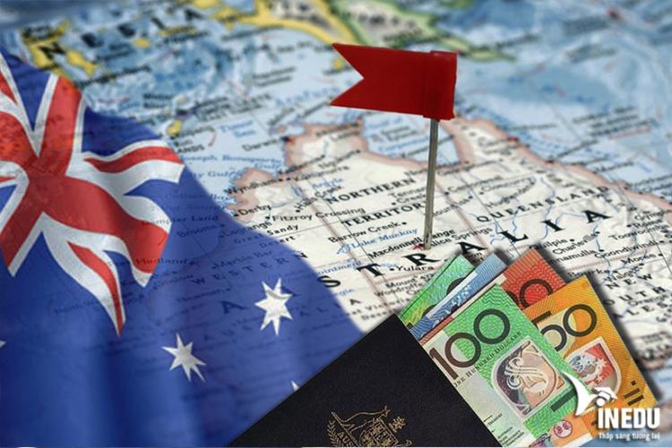 Quy trình và thủ tục hồ sơ làm visa Úc