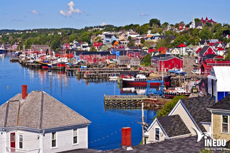 Vì sao Bang Nova Scotia lại thu hút du học sinh?