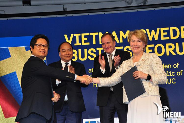 Việt Nam và Thụy Điển