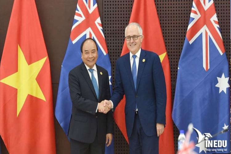 Việt Nam và Úc có quan hệ như thế nào?