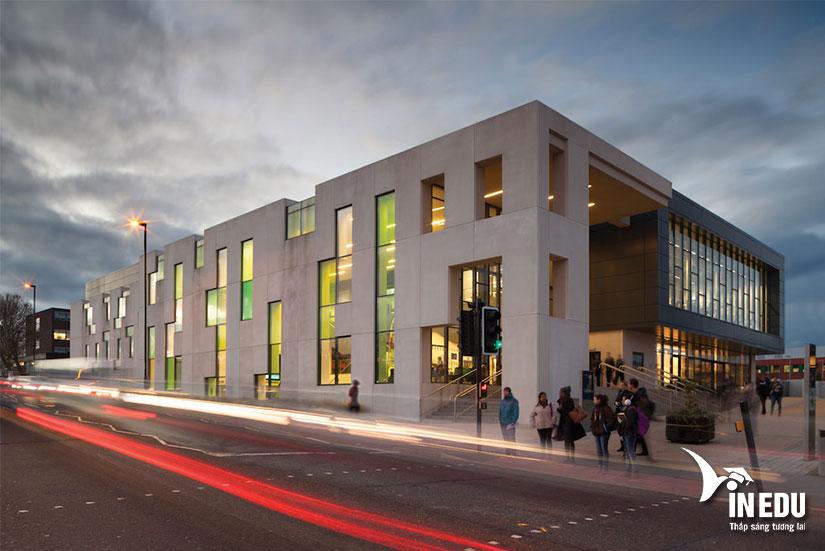 Cơ hội du học và trải nghiệm tại đại học Sunderland