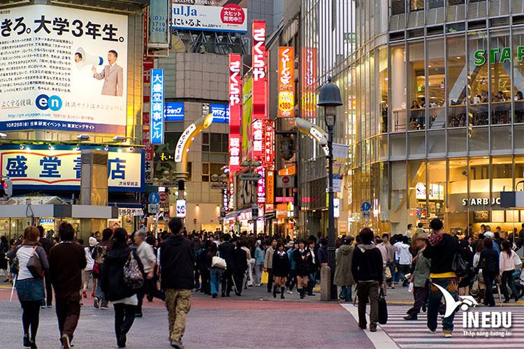 Du học Nhật Bản với các ngành học HOT