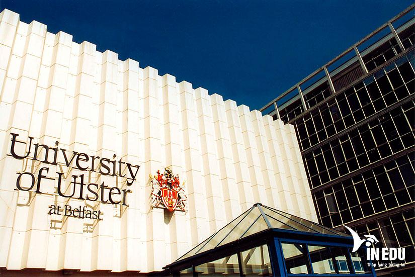 Du học tại Đại học Ulster - ngôi trường hàng đầu tại Anh quốc