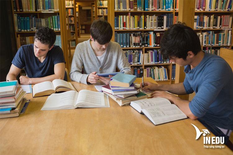 Làm thêm tại các thư viện