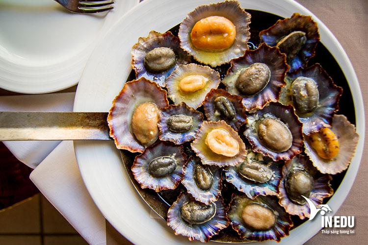 Món ăn truyền thống tại Bồ Đào Nha