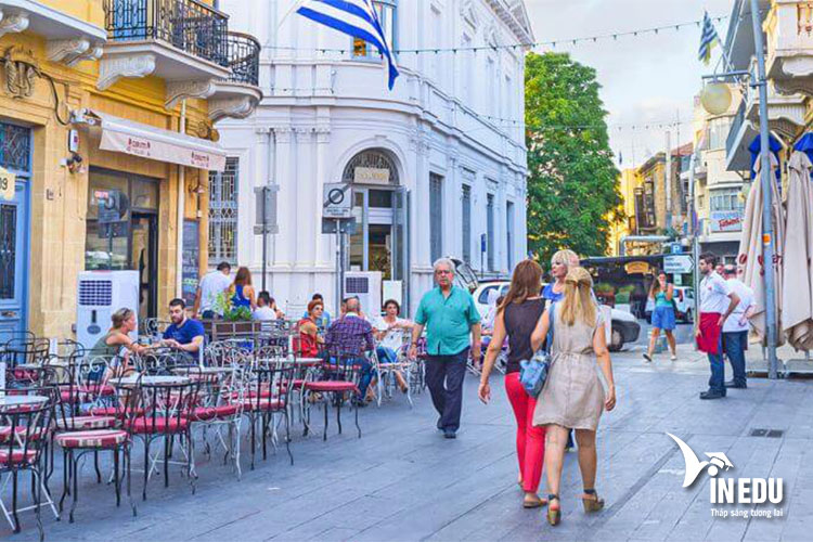 Visa làm việc tại Đảo Síp