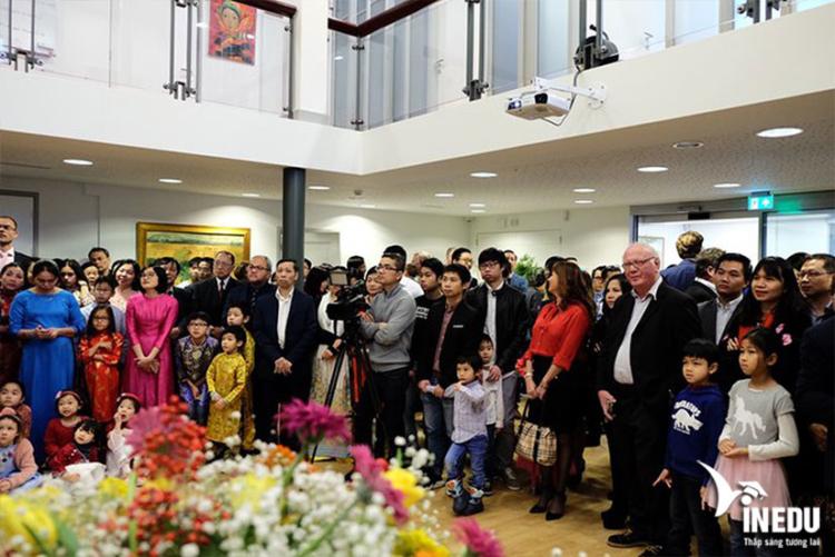 Cộng đồng người Việt tại Hà Lan đón Tết cổ truyền