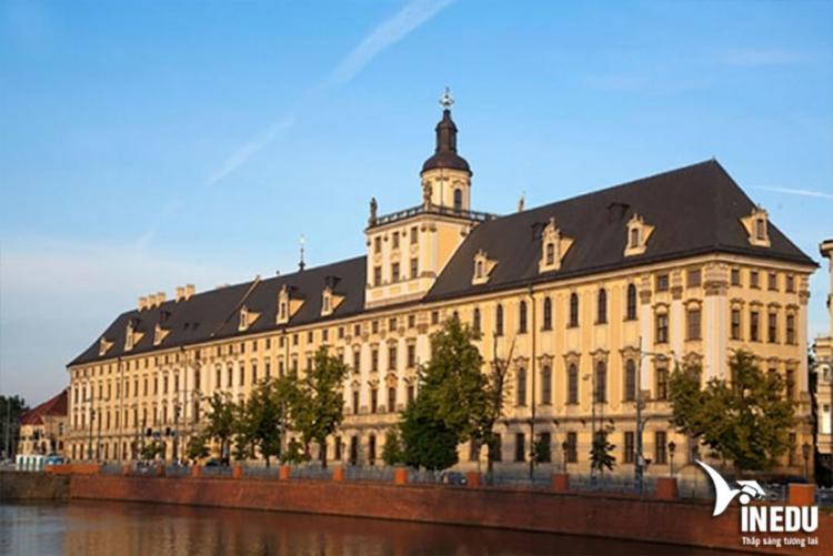 Đại học kinh tế Wroclaw