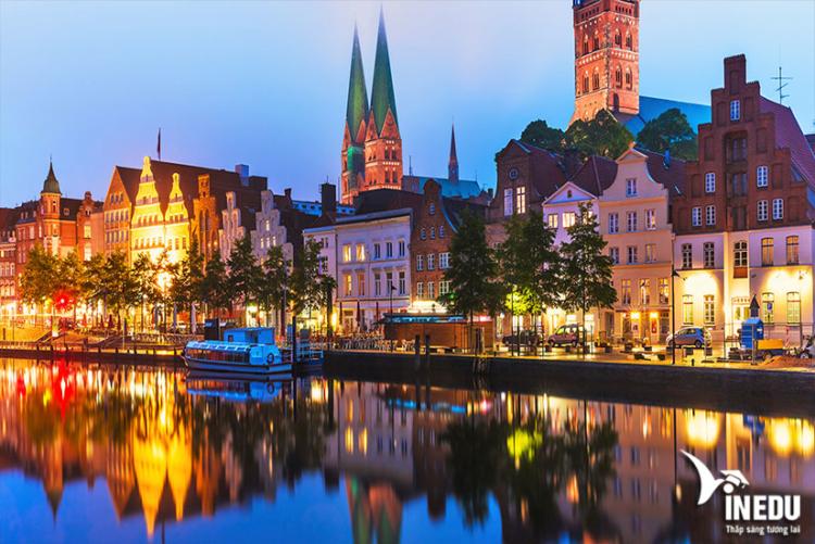 Đôi nét về sự hấp dẫn của Đức