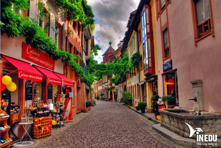 Những điểm du lịch hấp dẫn tại Đức