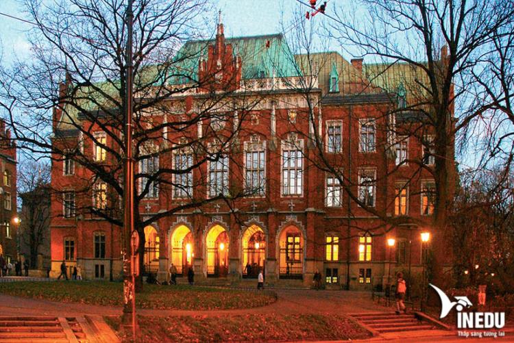 Trường Jagiellonian University