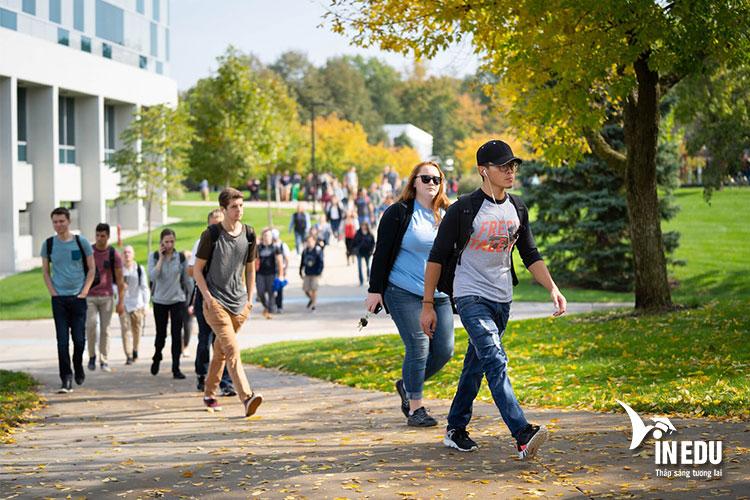 Chương trình Erasmus mang đến nhiều trải nghiệm