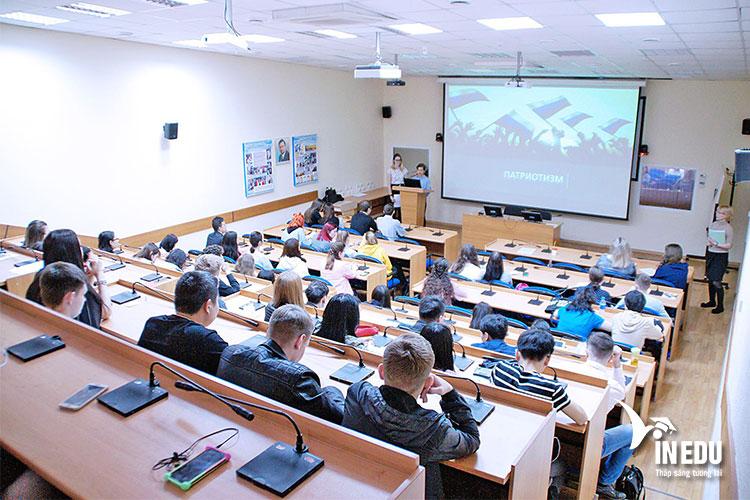 Các chương trình học phù hợp với sinh viên quốc tế