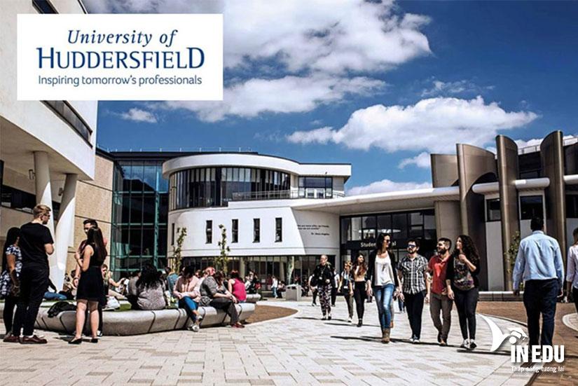 Cơ hội du học Anh quốc cực kỳ hấp dẫn tại trường Đại học Huddersfield