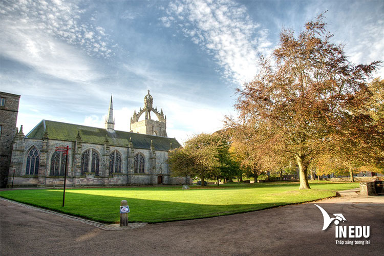 Đăng ký du học tại trường đại học Aberdeen Vương quốc Anh