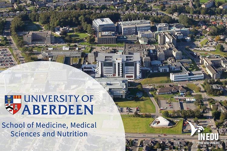 Khuôn viên trường Aberdeen tại Anh quốc