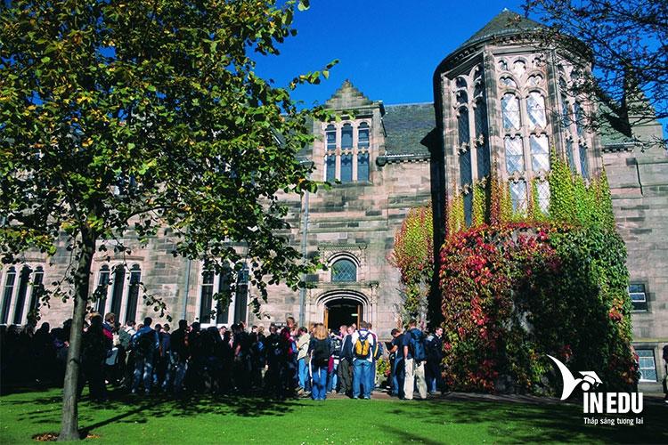 Những lưu ý trong quá trình đăng ký du học tại đại học Aberdeen