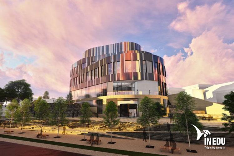 Tìm kiếm cơ hội du học tại trường Đại học Huddersfield