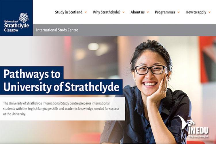 Bạn có thể truy cập vào website của trường Đại học Strathclyde để tham khảo thêm các thông tin