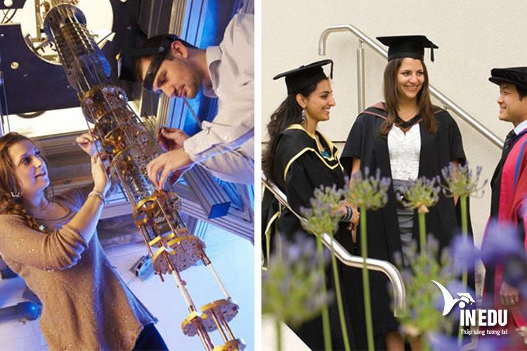 Các chương trình học Thạc sĩ và nghiên cứu sau đại học